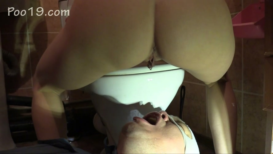 Shit Eating Femdom Scat with MilanaSmelly Special #844 2018 (1920x1080 FullHD)