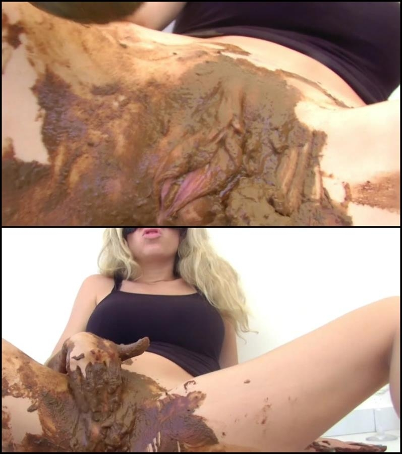 Fecal lybricant for masturbation dirty cunt Special #330 2018 (1920x1080 FullHD)