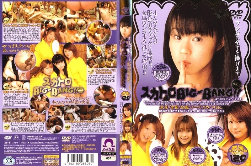 Piss Drinking Coprophagia コスパジアを飲む睡眠 Scatology SCMD-03 2018 (640x480 SD)
