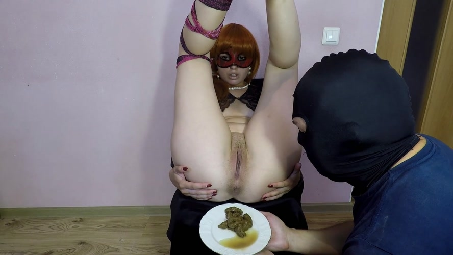 Shit in the Plate Shit Eating Self Filmed Special #931 2019 (1920x1080 FullHD)