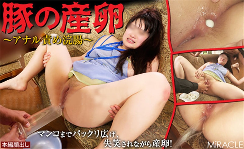 無修正の拷問の浣腸抵抗 Uncensored Torture Enema SMM-e0809 2020 (1280x720 HD)