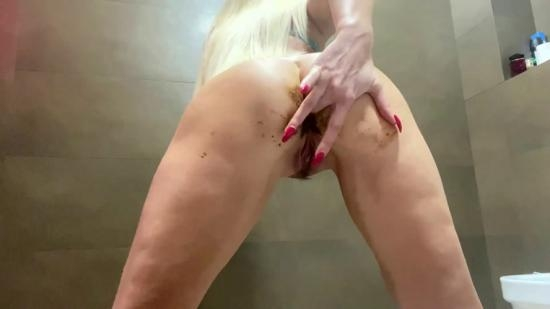 Finger in Dirty Anal After Huge Shit Special #985 2020 (1920x1080 FullHD)