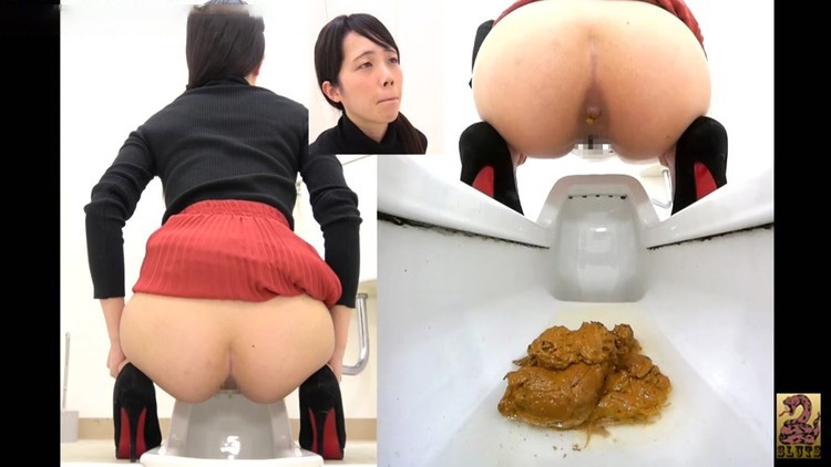 臭いおなら&うんちによって5角度 Stinky Farting & Pooping by 5 Angles BFSR-403 2020 (1920x1080 FullHD)