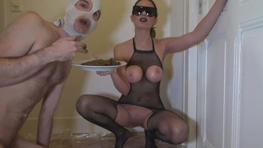Yummy Shit in a Plate Femdom Scat Special #1016 2020 (1920x1080 FullHD)