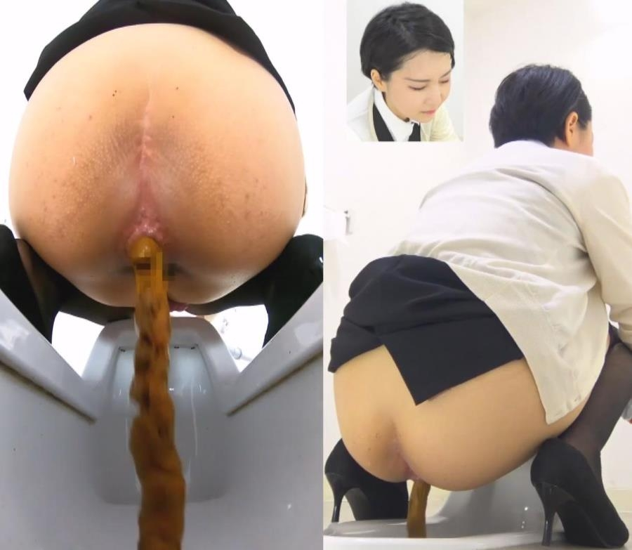 Hot Office Lady 温泉オフィスレディ Defecation BFSR-496 2020 (1920x1080 FullHD)