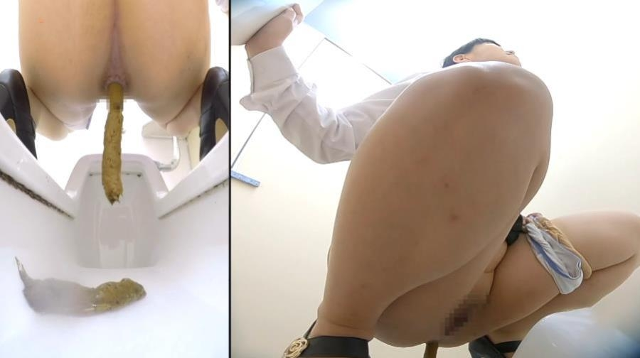 Office lady Anus Enlargement and Powerful Stool BFSL-264 2020 (1920x1080 FullHD)
